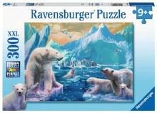 Casse-tête 300 mcx - Au royaume des ours polaires