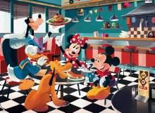 Casse-tête, 200mcx - Les amis de Mickey