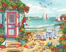 Peinture à Numéros - Saison estivale