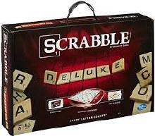 Scrabble Deluxe (Anglais)
