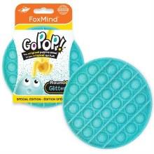 Go Pop Roundo Glitter - Turquoise
