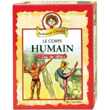 Professeure Caboche - Corps Humains