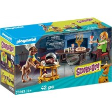 Scooby-Doo - Salle à diner avec Sammy
