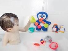 Coffret de bain Pingouin