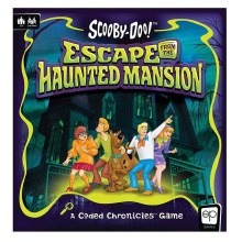 Scooby-Doo - Escape haunted mansion