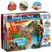 Triops et Terre des Dinosaures
