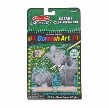 Scratch Art - Safari