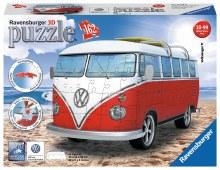 Casse-tête 3D - 162mcx - Volkswagen T1