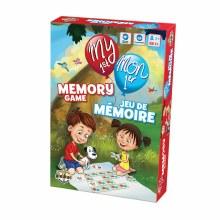 Mon premier jeu de mémoire