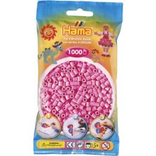 1000 Perles Hama - Rose