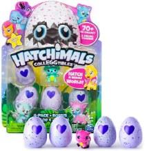 Hatchimals Colleggtibles - Emsemble de 4