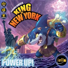 King of New York - Power up! (Ang.)