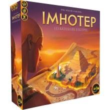 Imhotep : Batisseur d'Égypte