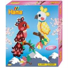 Hama - Perroquets 2500 perles