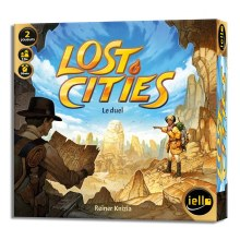 Lost Cities le Duel (Fr.)