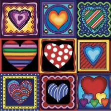 Jacarou Diamants - Love Love Love