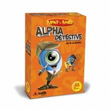 Mont-à-Mots - Alpha Détective