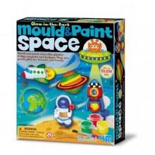 Mouler et peindre - Espace