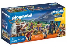 Playmobil: The Movie - Charlie avec convoi de prison
