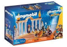 Playmobil: The Movie - Empereur Maximus et Colisée