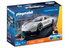 Playmobil: The Movie - Rex Dasher et Porsche Mission E