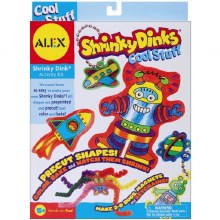 Shrinky Dinks - Objets Rigolos