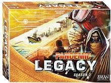 Pandemic Legacy - saison 2