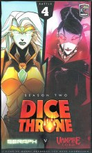 Dice Throne - Vampire lord vs Seraph