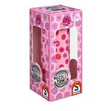 Puzzle Tower - Adulte Fleur