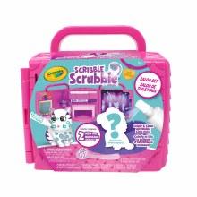 Scribble Scrubbie - Salon de Toilettage