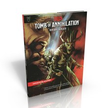 D&D - Tombe of Annihilation
