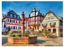 Casse-tête 3000 mcx - Place du marché, Heppenheim, Allemagne