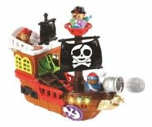 Super Bateau Pirate 2 en 1 (Fr.)
