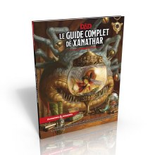 D&D - Guide de Xanathar