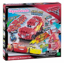 Aquabeads - Ensemble Flash McQueen 3D