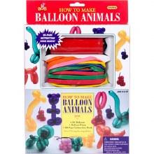 Comment faire des ballons animaux