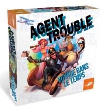 Agent Trouble - Voyage dans le temps