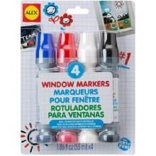 Marqueurs pour fenêtre