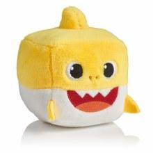 Peluche Baby Shark - Jaune