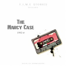Time Stories - The Marcy Case (FR)