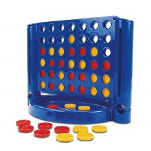Grab & Go - Connect 4