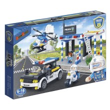 Garage de police
