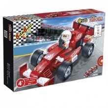 Formule 1 dragon rouge