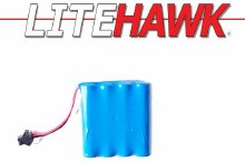Batteries LiteHawk