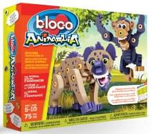 Bloco - L'hyène et le chimpanzé