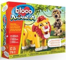 Bloco - Le lion et le suricate