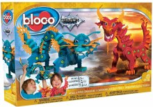 Dragons Aqua et Pyro