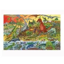 Casse-tête, 24 mcx - Dinosaures