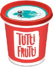 Tutti Frutti - Menthe Scintillante