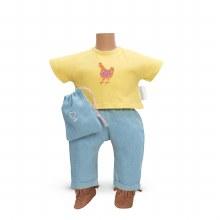 14'' - Ensemble pantalon d'été - Grand Poupon